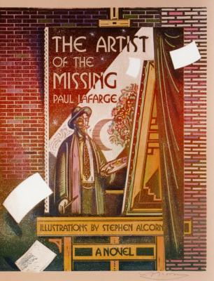 The Artist of the Missing Cover Image