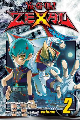 Yu-GI-Oh! Zexal, Volume 2 Cover