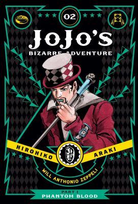 JoJo's Bizarre Adventure: Part 1--Phantom Blood, Vol. 2 (JoJo's Bizarre Adventure: Part 1--Phanto #2) Cover Image