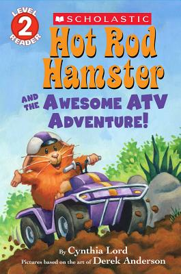 Hot Rod Hamster and the Awesome ATV Adventure! Cover