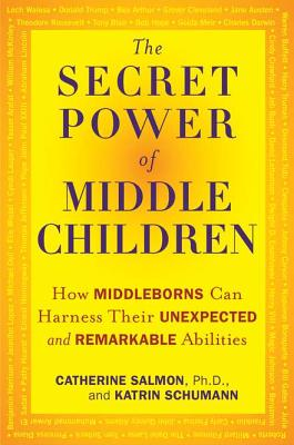 The Secret Power of Middle Children Cover