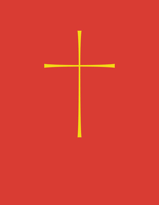 Book of Common Prayer Basic Pew Edition: Red Hardcover Cover Image