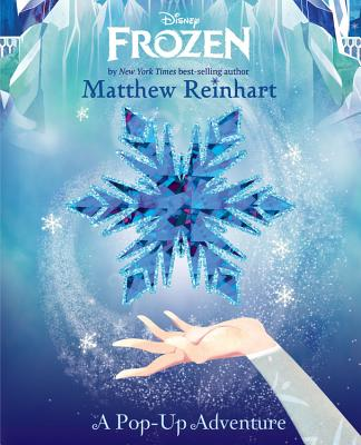 Frozen: A Pop-Up Adventure Cover Image