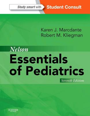 Nelson Essentials of Pediatrics: With Student Consult Online Access Cover Image