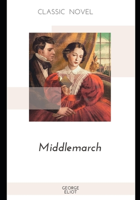 Cover for Middlemarch