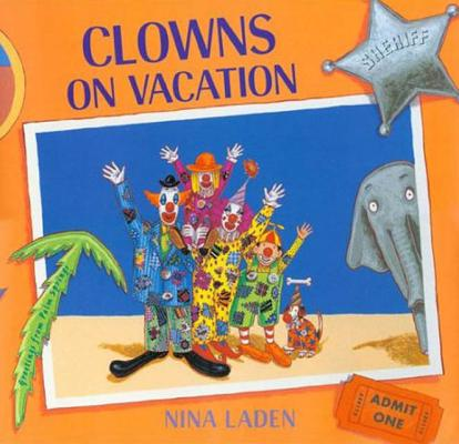 Clowns on Vacation Cover