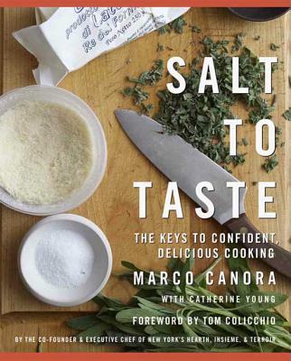 Salt to Taste Cover
