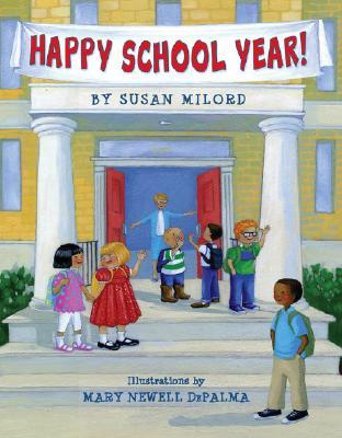 Happy School Year! Cover