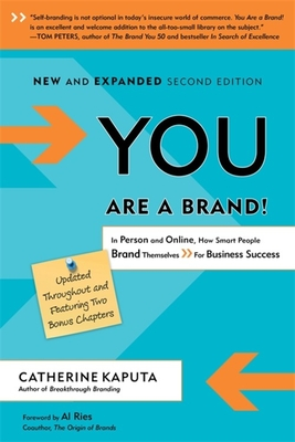 You Are a Brand! Cover
