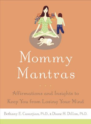 Mommy Mantras Cover