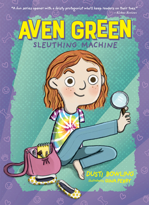 Aven Green Sleuthing Machine Cover Image