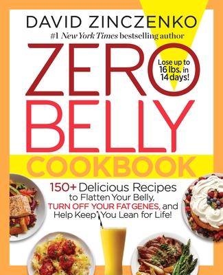 Zero Belly Cookbook Cover