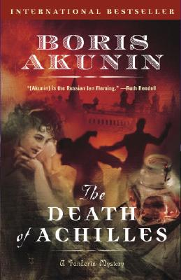 The Death of Achilles Cover Image