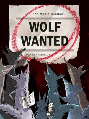 Wolf Wanted Cover