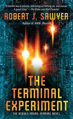 The Terminal Experiment Cover