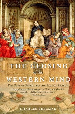 The Closing of the Western Mind Cover