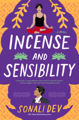 Incense and Sensibility: A Novel (The Rajes Series #3) Cover Image