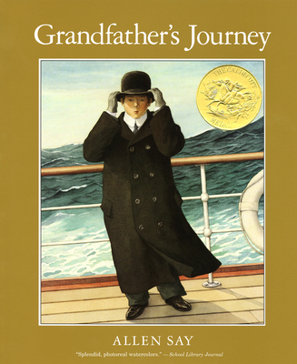Grandfather's Journey Cover