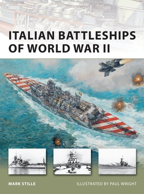 Italian Battleships of World War II Cover