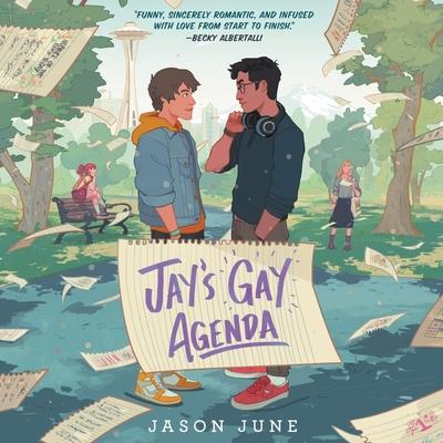 Jay's Gay Agenda Cover Image