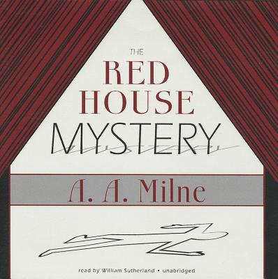 The Red House Mystery Cover