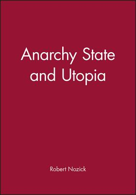 Cover for Anarchy, State and Utopia