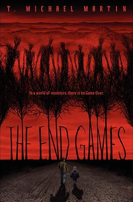 The End Games Cover