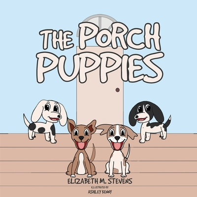 The Porch Puppies Cover Image