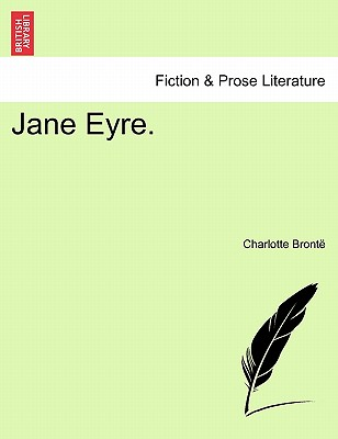 Jane Eyre. Cover Image
