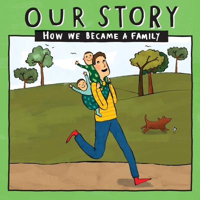 Our Story - How We Became a Family (24): Solo dad families who used egg donation & surrogacy - twins Cover Image