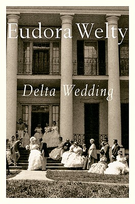 Cover for Delta Wedding