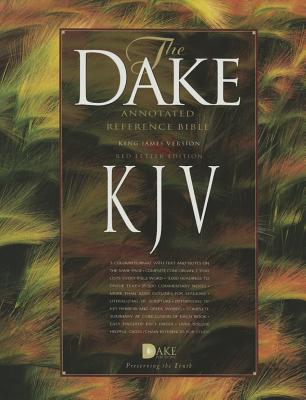 Dake Annotated Reference Bible-KJV Cover Image
