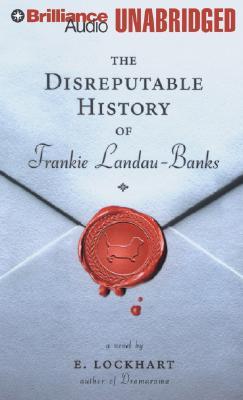 The Disreputable History of Frankie Landau-Banks Cover