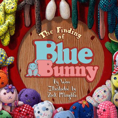 The Finding of Blue Bunny Cover Image