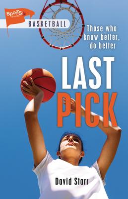 Last Pick (Lorimer Sports Stories) Cover Image