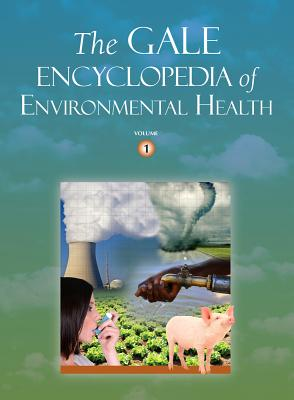 Cover for The Gale Encyclopedia of Environmental Health 2 Volume Set
