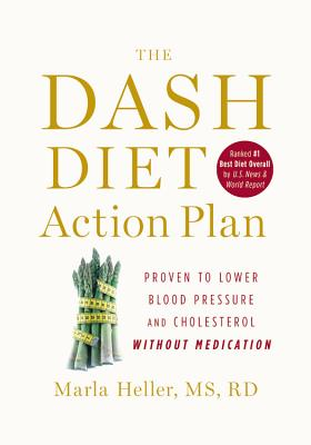 The Dash Diet Action Plan Cover