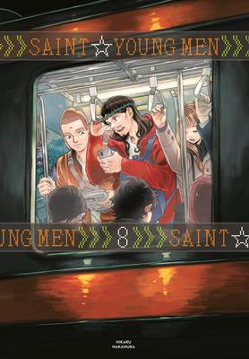 Cover for Saint Young Men Omnibus 8 (Vol. 15-16)