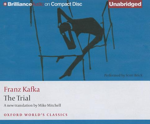 The Trial (Oxford World's Classics (Audio)) Cover Image