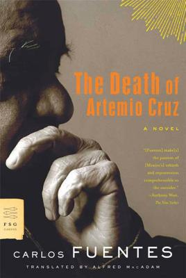 The Death of Artemio Cruz Cover Image