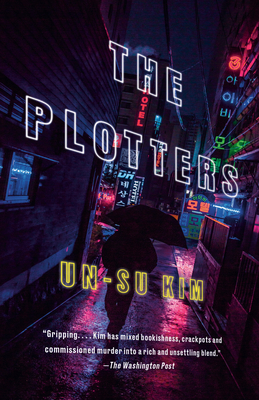The Plotters: A Novel Cover Image