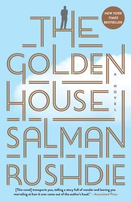 The Golden House: A Novel Cover Image