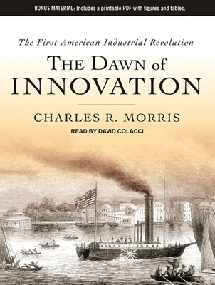 The Dawn of Innovation Cover