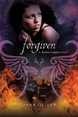 Forgiven (Demon Trappers #3) Cover Image