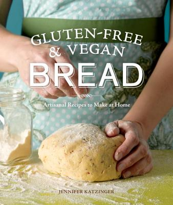Gluten-Free & Vegan Bread Cover