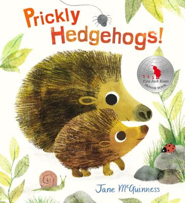 Prickly Hedgehogs! Cover Image