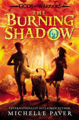 The Burning Shadow Cover