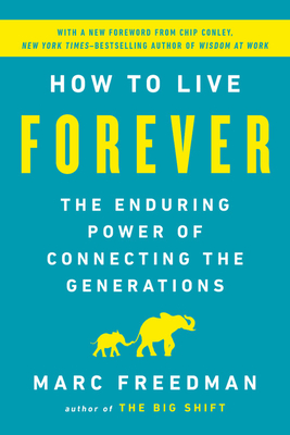Cover for How to Live Forever