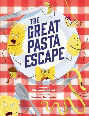 Cover for The Great Pasta Escape