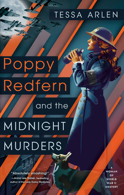 Poppy Redfern and the Midnight Murders (A Woman of WWII Mystery #1) Cover Image